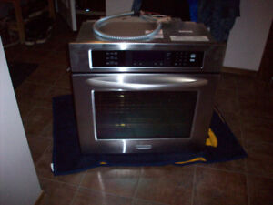 Kitchen Aid Built in Convection Oven