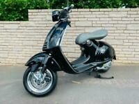 Piaggio Vespa 946 RICARDO 1-owner scooter Black 125cc
