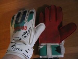 Gants de soccer gardien de but