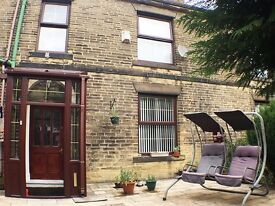 Large 3 Bedroom Terraced House, Oak Lane, Bradford BD9