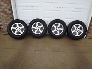 Toyota Rims and 2 sets of tires 235/70r16