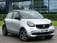 2017 smart forfour forfour 52 kW night sky prime Limousine Petrol Manual