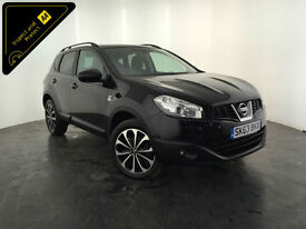 2013 63 NISSAN QASHQAI 360 IS DCI DIESEL 1 OWNER NISSAN HISTORY FINANCE PX