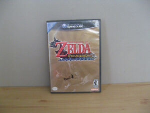 The Legend of Zelda the Windwaker et Mario Kart Double Dash