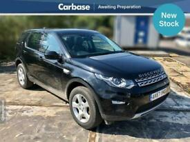 image for 2017 Land Rover Discovery Sport 2.0 TD4 HSE 5dr - SUV 5 Seats SUV Diesel Manual