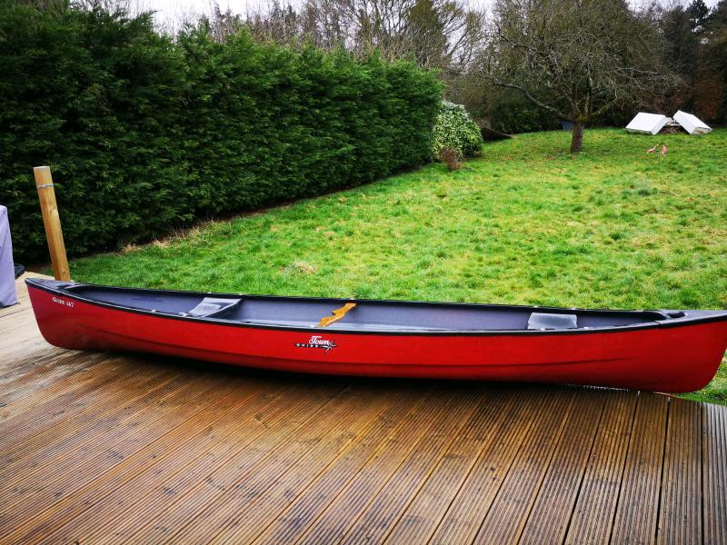 Old Town Canoe Guide 147 | in Trowbridge, Wiltshire | Gumtree