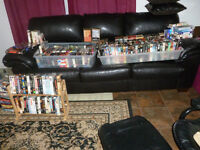VHS Movies (over 400) Selling lot only
