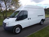FORD TRANSIT 350 125PS LWB HI ROOF VAN 13 REG 39,200 MILES SIX SPEED