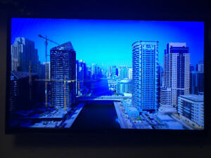 "55"" LG LED TV"