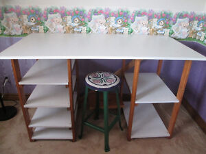 Attention sewers - Fabric cutting table