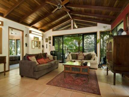 BEAUTIFUL HOME ON 18 ACRES OF PRISTINE RAIN-FOREST & GRANNY FLAT Yandina Maroochydore Area Preview