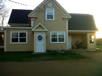 OVER/UNDER FLATS OR 4 BD 2 BATH HOME
