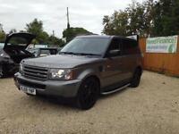 Land Rover Range Rover Sport 2.7TD V6 S, Auto