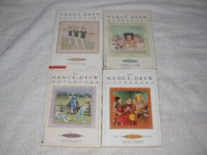 THE NANCY DREW NOTEBOOKS - NICE SELECTION - CHECK IT OUT!