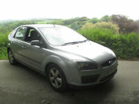 Ford Focus 1.6 2005.5MY Zetec Climate