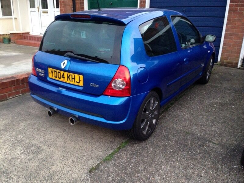 Renaultsport clio 182 | in Newcastle, Tyne and Wear | Gumtree