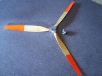 Propeller: Variable Pitch Aircraft (for air boat or ultra-light)