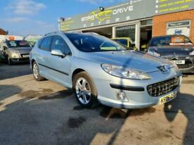 image for Peugeot 407 SW 2.0HDi 136 ( Luxury ) 2005MY SE