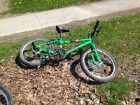 Bikes.... Free..... Only green one left