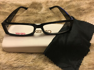 Eye Glasses Frames - KENZO - Black