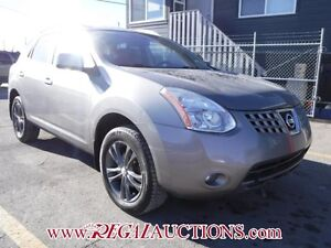 2008 NISSAN ROGUE SL 4D UTILITY 2WD