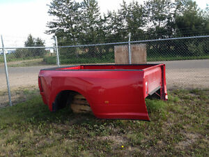2012 dodge dually truck box for sale