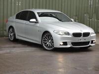 BMW 535 3.0TD auto 2012MY d M Sport 313 BHP