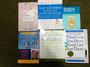 Baby, Parenting, Natural Medicine, career books