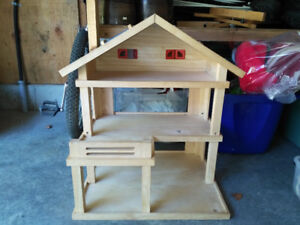 Hand made Toy Doll House