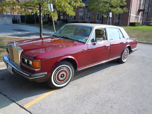 1987 Rolls-Royce Silver Spur/ last  car from 40 yr collection