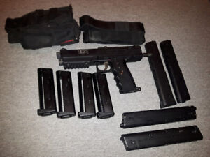 Tippmann TiPX deluxe kit with tons of extra