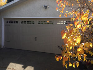 Garage Stall For Rent