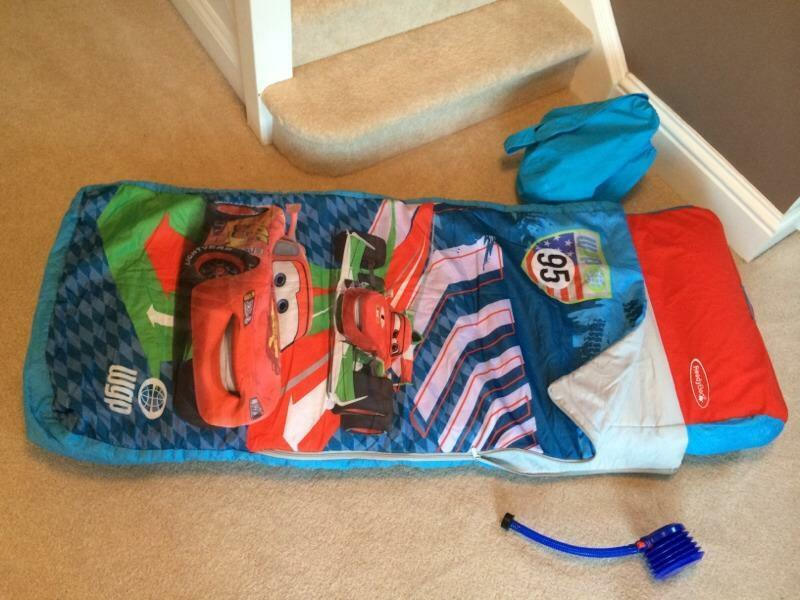 Kids Cars Blow Up Ready Bed In Exeter Devon Gumtree