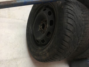 "15"" tires $50"