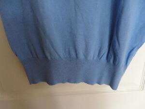 Women's Reitmans light blue cable knit sweater Size Medium NWT London Ontario image 5