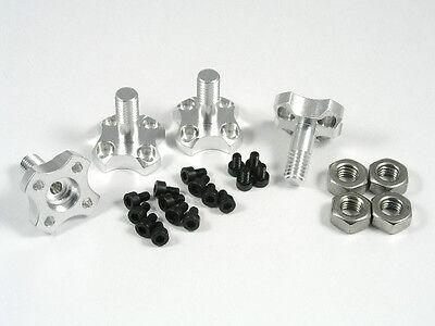 Small Parts CNC Blade 350 Qx / 350 QX2/350 QX3 Support Lot D