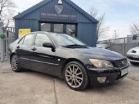 Lexus IS SE (black) 2004