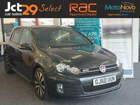 2010 60 VOLKSWAGEN GOLF 2.0 GTD TDI 5D 170 BHP FULL LEATHER, 5 SERVICES DIESEL