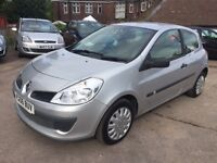 Renault Clio 1.2 only 49000 miles full service history