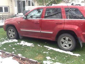 2006 Jeep Grand Cherokee 5.7L hemi