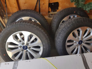 new stock f150 20 inch rims with hankook tires