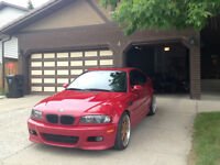 2005 BMW E46 M3 IMOLA RED 6 SPD MANUAL - MUST SEE!!!!