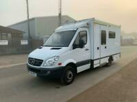 Mercedes-Benz Sprinter 3.0CDi 519 ( 5000kg ) 519CDi LWB (5000kg) ex ambulance