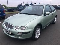 ROVER 25 1.4 PETROL 12 MONTHS MOT TIMING KIT CHANGED