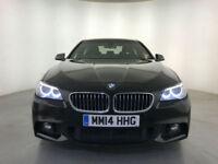 2014 BMW 520D M SPORT DIESEL 4 DOOR SALOON SAT NAV 1 OWNER SERVICE HISTORY