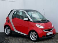 2009 09 SMART FORTWO 0.8 PASSION CDI 2D 45 BHP DIESEL