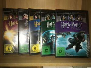 Harry Potter 5-Film Collection Brand-New NEUF