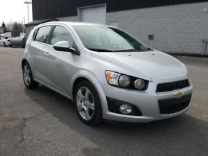 2015 Chevrolet Sonic HATCHBACK LT A/C TOIT MAGS