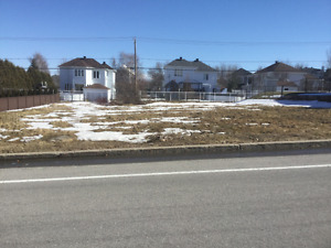 Land for sale in Notre-DAME DE I'ILE PERROT