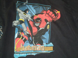 Boys Size 5 Long Sleeve Batman T-Shirt Kingston Kingston Area image 2